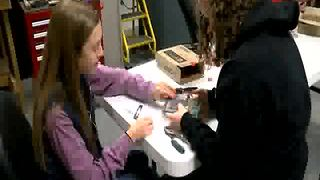 STEM program launches at DC West Middle School - Video