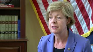 Sen. Tammy Baldwin on healthcare debate - Video