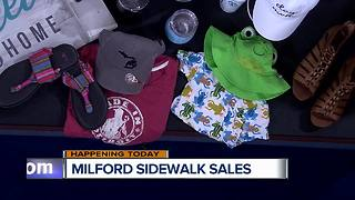 Milford Sidewalks Sales - Video