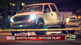 BREAKING: Police involved in central Phoenix shooting - Video