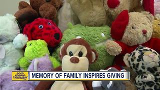 St. Petersburg school honoring students killed in plane crash with teddy bear donation drive - Video