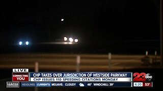CHP takes over Westside Parkway