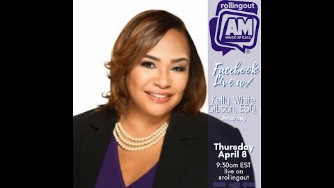 Attorney Kelly White Gibson is back on the AM Wake-Up Call