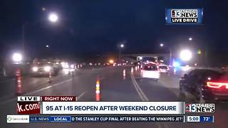 Heavy traffic expected after EDC - Video