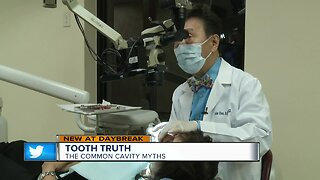 Tooth Truth: The common cavity myths