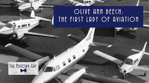 Olive Ann Beech: The First Lady of Aviation