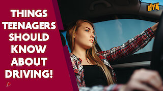 Top 4 Things Teens Should Know About Driving