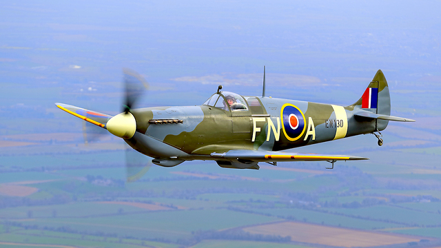 Flying Ace: Aircraft Enthusiast Guns For Spitfire Revival