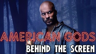 The Mythology of American Gods || Behind The Screen - Video