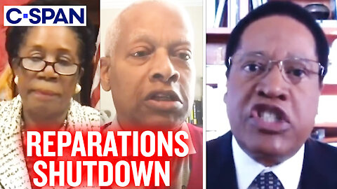 Larry Elder SHUTS DOWN Reparations Bill at Congressional Hearing | Larry Elder