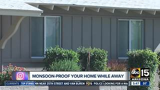 Tips to keep your home safe while you're away