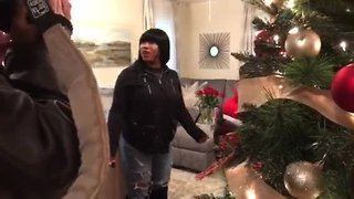 Surprise! Milwaukee mother's new home fully-stocked