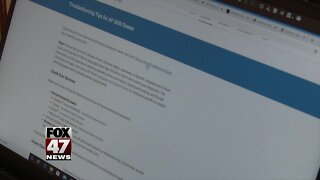 Students frustrated with glitches during online AP exams