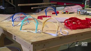 Valley company producing 3D PPE