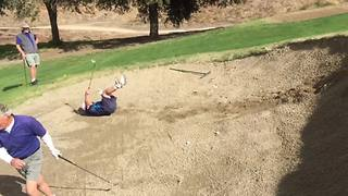 Hilarious Golf Fail