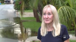 Hobe Sound neighborhood still struggling with flooding