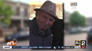 Search continues for 97-year-old man's killer