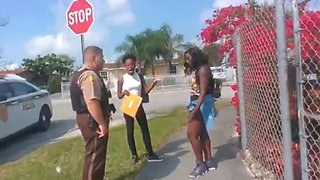 Florida Police Tackle and Arrest Black Woman After She Calls Them to Report Crime