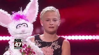 'America's Got Talent' winner coming to mid-Mich - Video