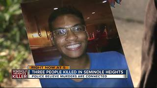 20-year-old with autism murdered by Seminole Heights killer after taking wrong bus home - Video