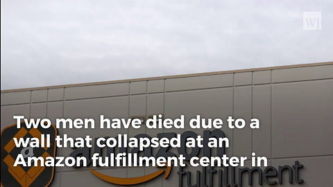 Multiple Dead in Amazon Building Collapse, Firefighters Search for More Victims