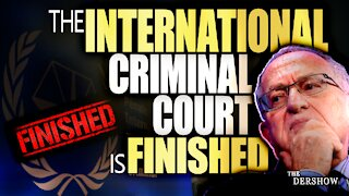 The International Criminal Court is Finished