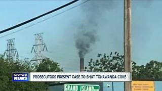 Hearing on Tonawanda Coke violations