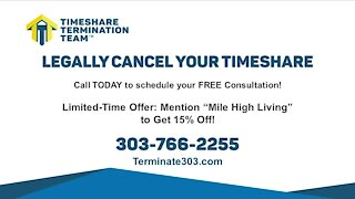 Timeshare Termination Team // Limited Time MHL Offer // Ditch Your Timeshare!