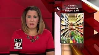 Harvest Gathering campaign raises $320,000 - Video