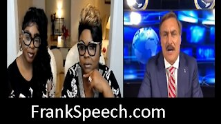 EP 39 | Diamond and Silk talk to Mike Lindell about Frank Speech and Election Integrity