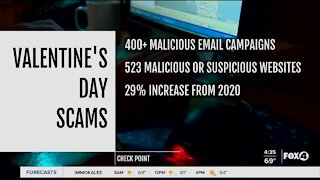 Valentines Day scams to watch for