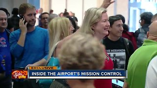 Tampa International Airport preparing for record-breaking holiday travel season