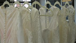 Brides can design their dream wedding dress - Video