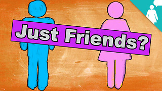Stuff Mom Never Told You: Can Men & Women Be JUST Friends? - Video