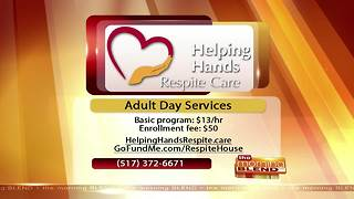 Helping Hands Respite Care - 10/30/17 - Video