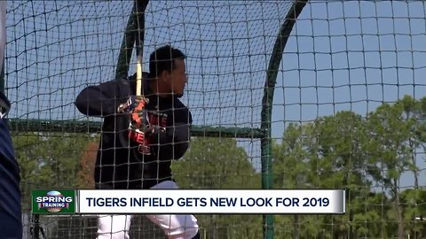 Harrison, Mercer help give Tigers infield new look for 2019