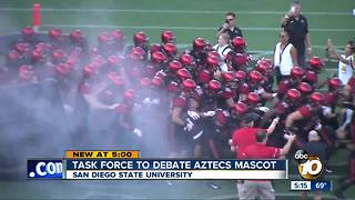 Task Force to Debate Aztecs Future - Video