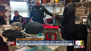 Councilman asks Gov. Kasich for help with District 5 - Video