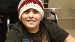 Family holding yard sale to help boy with cancer - Video
