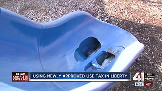 Use tax approved by Liberty voters - Video