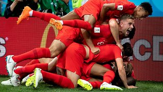 England Addresses Domestic Violence Spike During World Cup - Video