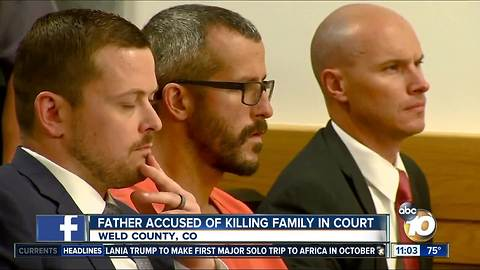 Colorado dad charged with killing family
