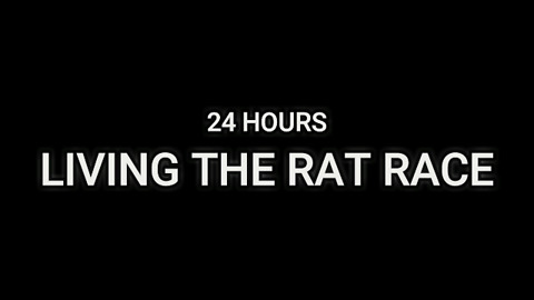 Dedicated to Everyone living the Rat Race