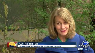 Colorado will teach visitors to Leave No Trace - Video