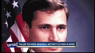 Memorial motorcycle ride honors local heroes