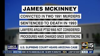 US Supreme Court hears Arizona case
