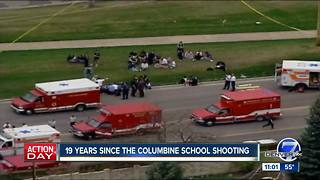 Columbine shooting survivor Craig Scott reflects on what's changed, what hasn't since 1999 - Video