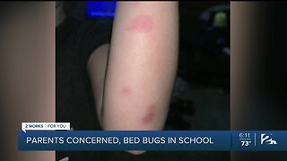 Parents Concerned, Bed Bugs in School