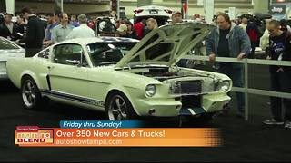 Tampa New Car and Truck Show - Video