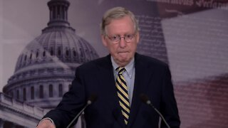 McConnell Never Wants To Speak To Trump Again